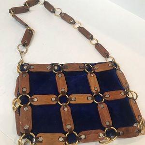 Vintage Rare 70's Handbag